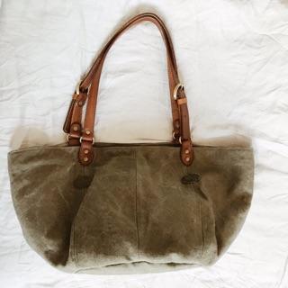 手工 帆布包