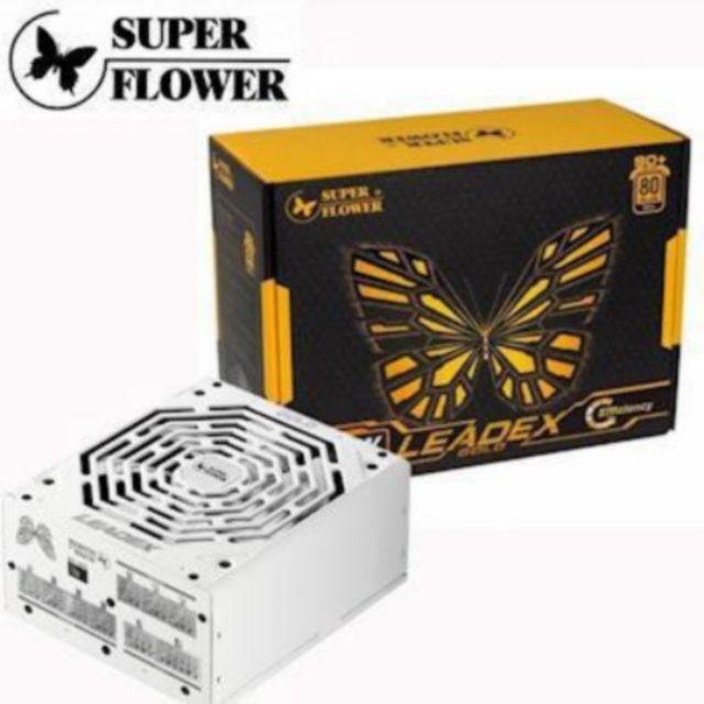 現貨喔 振華 Leadex 750W 80+ 金牌 全模組化 電源供應器 五年保固 (SF-750F14MG)