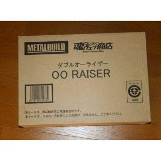 魂WEB商店 限定 METAL BUILD 鋼彈 OO RAISER 非 MG PG 超合金魂