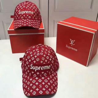 爱巴黎】LV supreme帽子 正品代購品質 ️LV supreme聯名合作官網