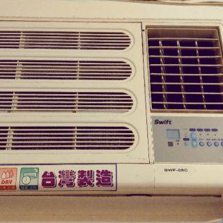 Swift 窗型單冷空調 SWF-08C 窗型冷氣台北自取價