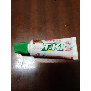 TKI蜂膠牙膏20克1盒40入