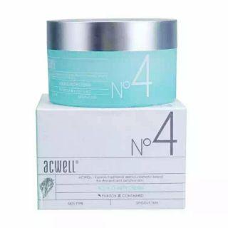 韓國代購acwell 艾珂薇N4保濕面霜