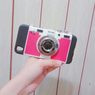 Oppo r9立體手機殼 相機造型殼