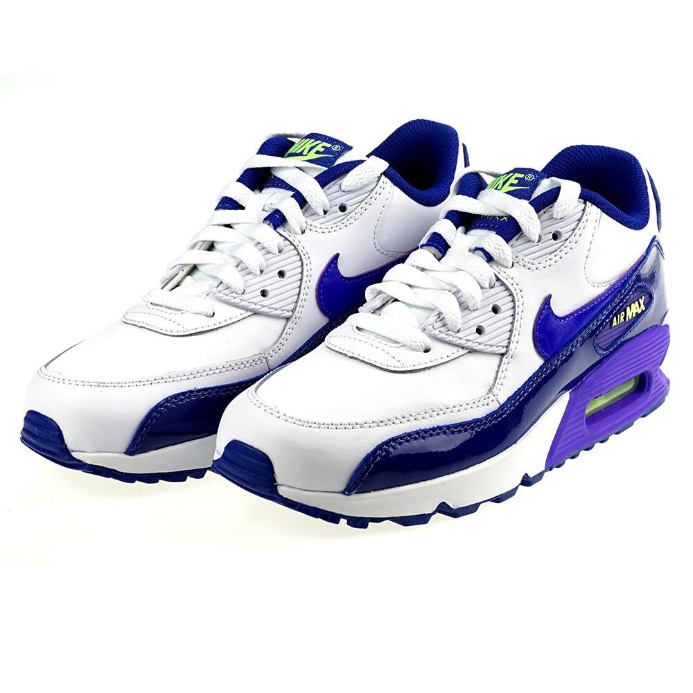 NIKE 耐吉 AIR MAX 90 LTR GG 休閒鞋 女子 大童 724852105