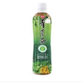 味丹 心茶道 健康青草茶 560ml