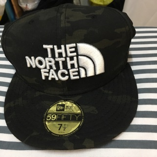 The north face 棒球帽