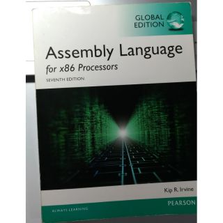 9781292061214 Assembly Language for x86 Processors 7/e