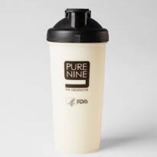 現貨 Purenine韓國明星河智苑代言鹼性水壺(720ml) (白色裸瓶)