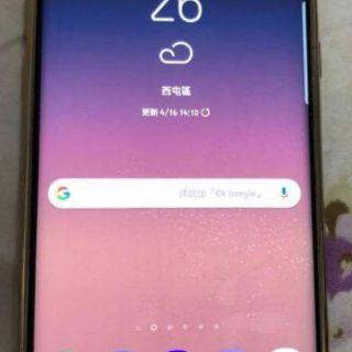 三星 Samsung S8 Plus 64G 瑰蜜粉~