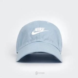 NIKE H86 CAP FUTURA WASHED SKY BLUE【NINES商城】