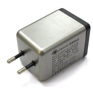 THA 101 國外旅行電壓變換器220V 轉110V 1000W 歐洲旅行用變壓器歐規可