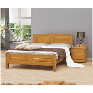 5尺松木雙人床東尼(不含床墊)OA489-5