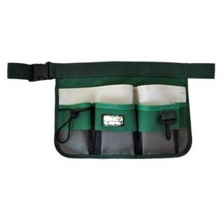 KTV服務員水電師傅腰包腰帶包包園藝工具腰包牛津布清潔包 2291b