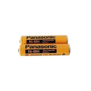 可用蝦幣✿國際電通✿【1組2顆】國際牌原廠 家用無線電話4號充電電池 HHR-55AAAB /同HHR-66AAAB