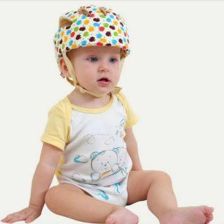 ohmybaby嬰兒學步防撞帽 寶寶安全帽 學步帽 嬰幼兒帽子