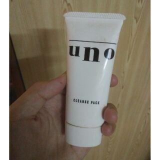 日本UNO 潔淨面膜