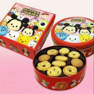 北日本TsumTsum奶油餅乾禮盒
