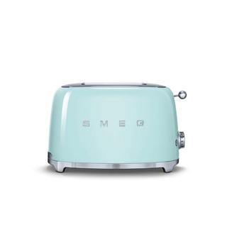 Smeg 蒂芬尼藍兩片式烤麵包機
