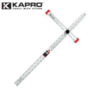 以色列Kapro-木工專用48英吋(127cm)角度繪圖尺/畫線尺 非卷尺 捲尺