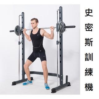 史密斯訓練機 多功能龍門架 史密斯機 健身房器材 重量訓練 握推訓練機 臥推架 重訓駕 舉重床 深蹲 舉重 種訊器材
