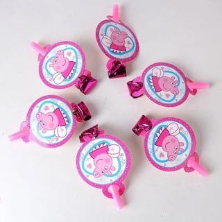 佩佩豬生日派對氣球