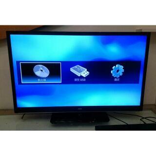 [賦格曲十三] 二手 AOC 液晶電視 42吋 台灣製 限中和景平路天空之城(東森購物旁)自取