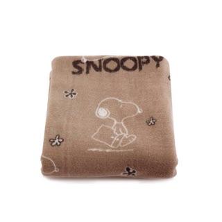正版snoopy史努比輕柔毛毯80x120cm 毯子 被子 可愛 冬天必備