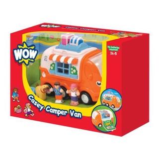 WOW toys玩具車 露營休旅車凱西 英國驚奇玩具 WOW Toys