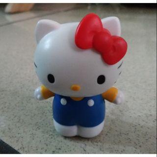 TOMY Hello kitty 發條旋轉公仔