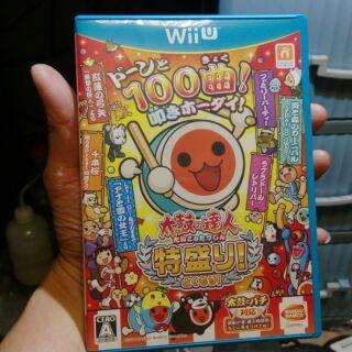 Wii WiiU Wii U 太鼓達人 太鼓之達人 盛宴100曲