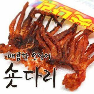 韓國超勁道魷魚腳