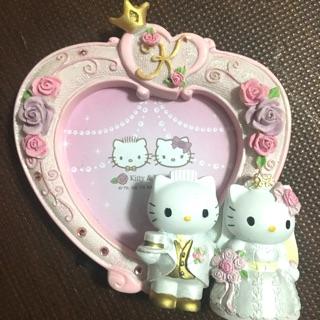 Hello Kitty陶瓷相框