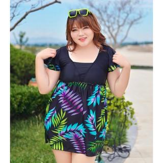 9款 3xl~7xl ~105kg 媽媽泳衣女加肥加大超大碼 特大號胖人200斤孕婦 D罩杯7XL遊泳衣