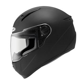 【現省400】ZEUS ZS-811/ZS811/811 素色 消光黑 輕量 全罩 安全帽 送特價$400尼龍雨衣
