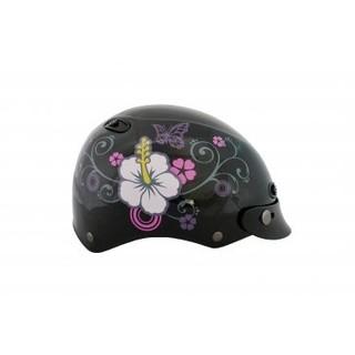【安全帽先生】EVO CA-110 CA110 雪帽 新扶桑花 黑 安全帽