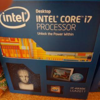 Intel Core擴展內存 i7-4930K