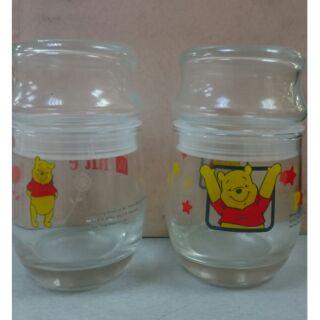 小熊維尼 玻璃罐