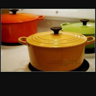 LC鍋 黃色