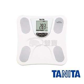 塔尼達 體脂肪計 TANITA 四合一體脂計 BC753 白色 贈好禮 BC-753