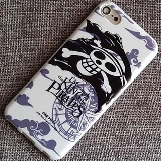 蘋果iPod touch 6 保護套 海賊王 路飛 動漫保護殼 itouch5保護殼