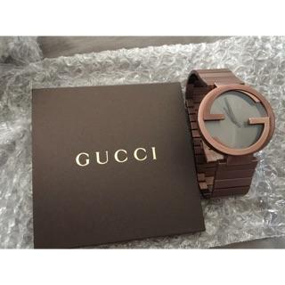 現貨Gucci男女對錶