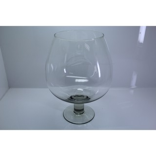【AQ王國】台灣製造 造型魚缸 觀賞魚缸 高透明玻璃 (中酒杯)