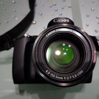 Canon SX40 HS 35倍光學變焦類單眼(極新)