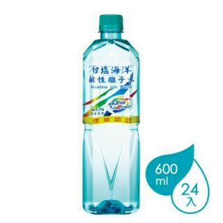 台塩∣海洋鹼性離子水
