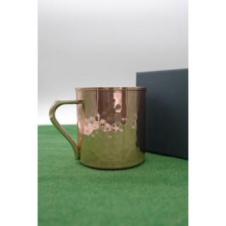ASAHI 日本製 食樂工房 日製 銅杯 銅水杯 手工銅杯 銅製水杯 銅製啤酒杯  日製水杯 銅馬克杯