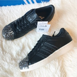 英國 adidas Superstar 80 s 3D metal toe 3D 金屬頭黑