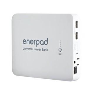 《晶準數位》enerpad 攜帶式直流電5V / 交流電110V行動電源 AC24K 支援85W以下產品