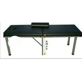 推拿床.按摩床.整脊床,美容床,指壓床 鋁合金折疊整脊床(附頭枕)