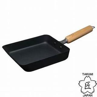 匠TAKUMI │岩紋玉子燒鐵鍋14 7cm 9 8cm